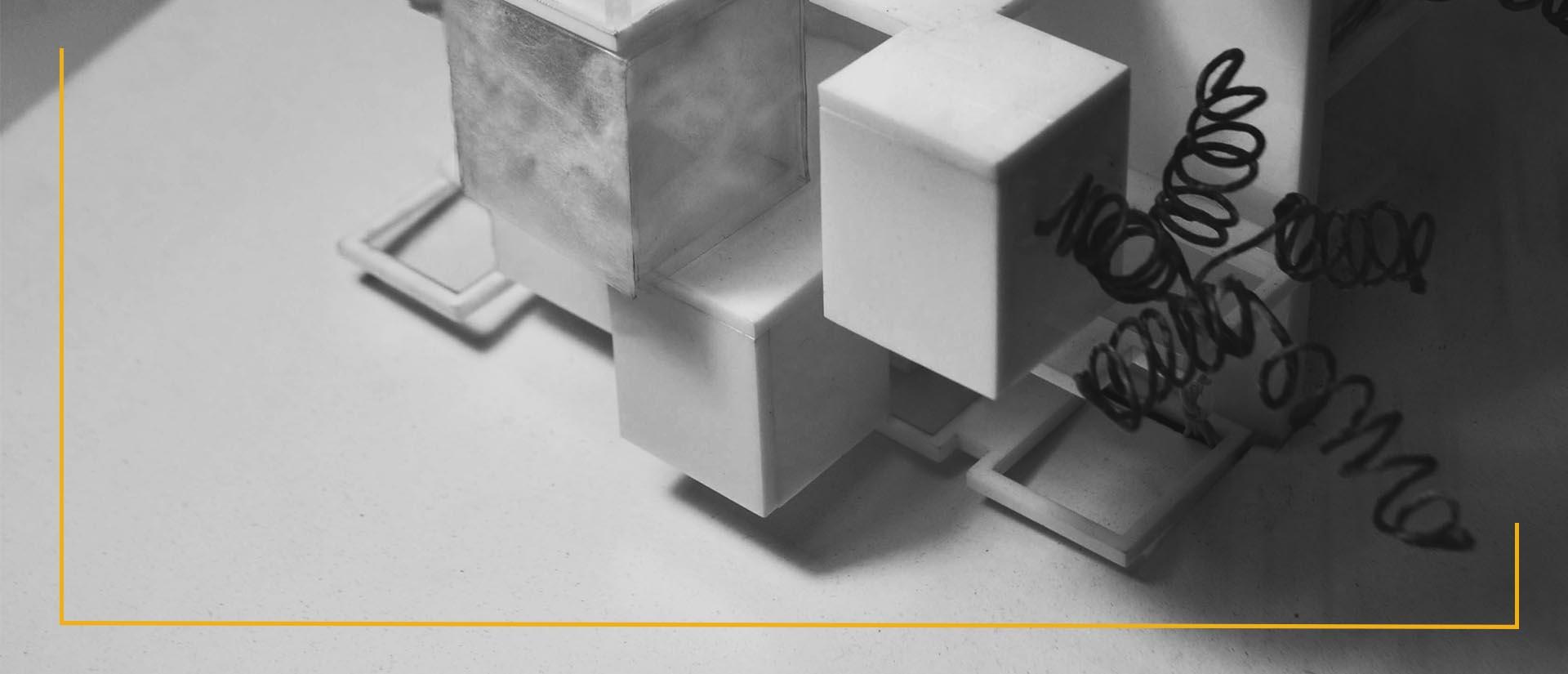 ماکت های معماری ،مینی مالیستف